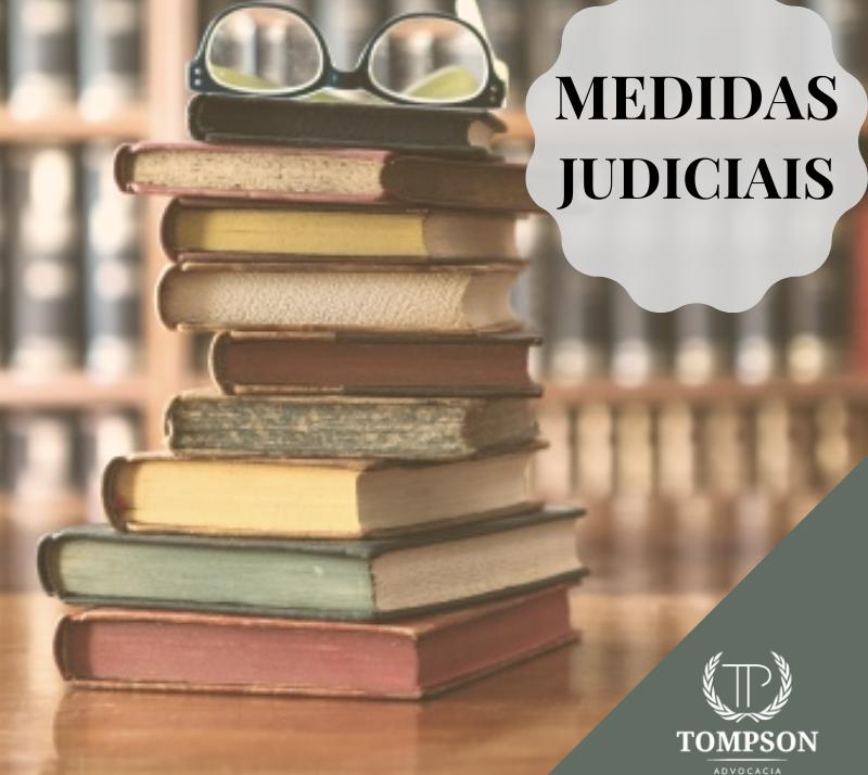 MEDIDAS JUDICIAIS: EMBARGOS DE TERCEIROS